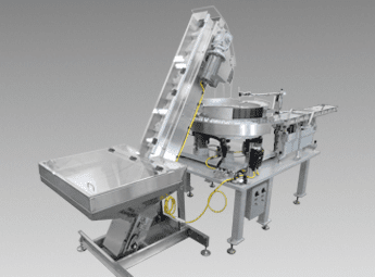 Vibratory Feed System for Medical Manufacturing