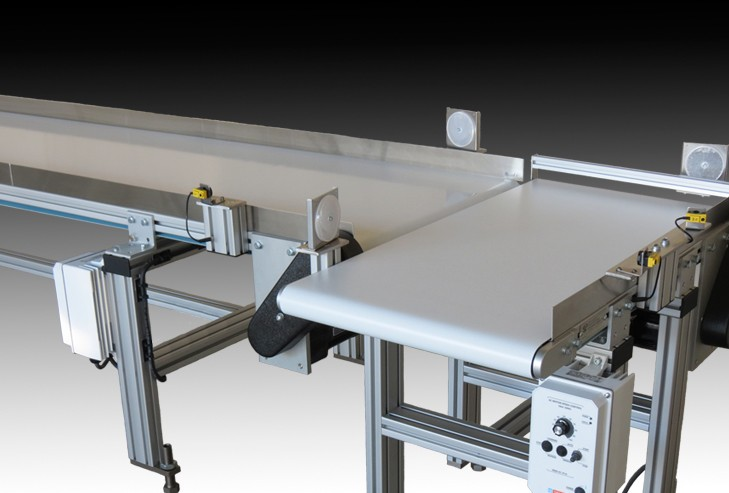 Medical Packaging Conveyor Belt System