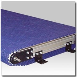 Heavy Modular Plastic Chain Conveyor Belt Systems Designed for Heavy & Demanding Loads