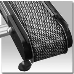 tainless Steel Mesh Conveyor Belt Systems for Cooling, Curing Applications