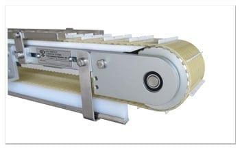 Custom Conveyor System with Tray