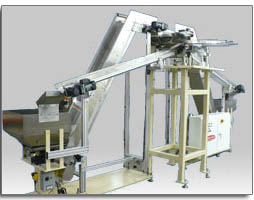 Orienting Elevator Systems by Performance Feeders