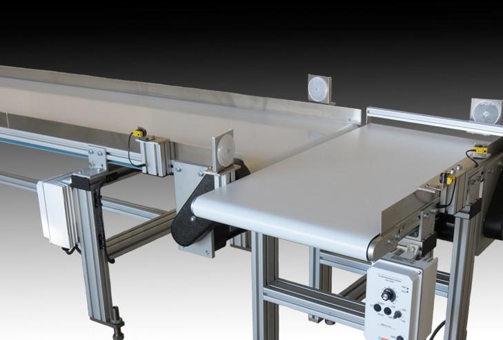 Medical Packaging Conveyor Belt System