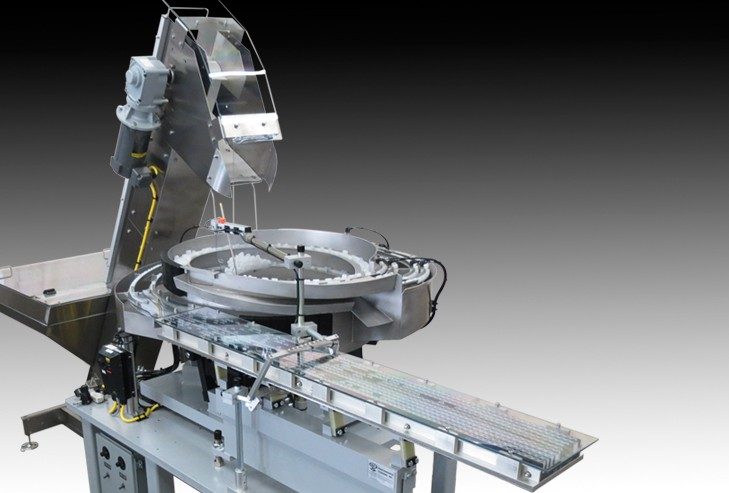 Post image for Application Spotlight: Vibratory Bowl Feeds 300 Parts Per Minute