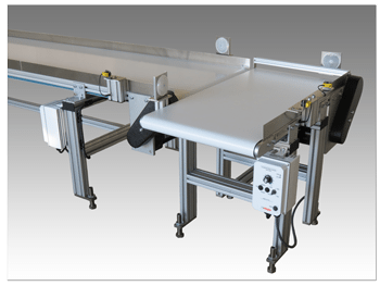Medical Packaging Belt Conveyor System