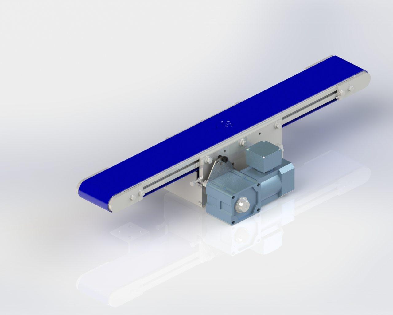 Model 55 Center Drive Conveyor - Direct AC