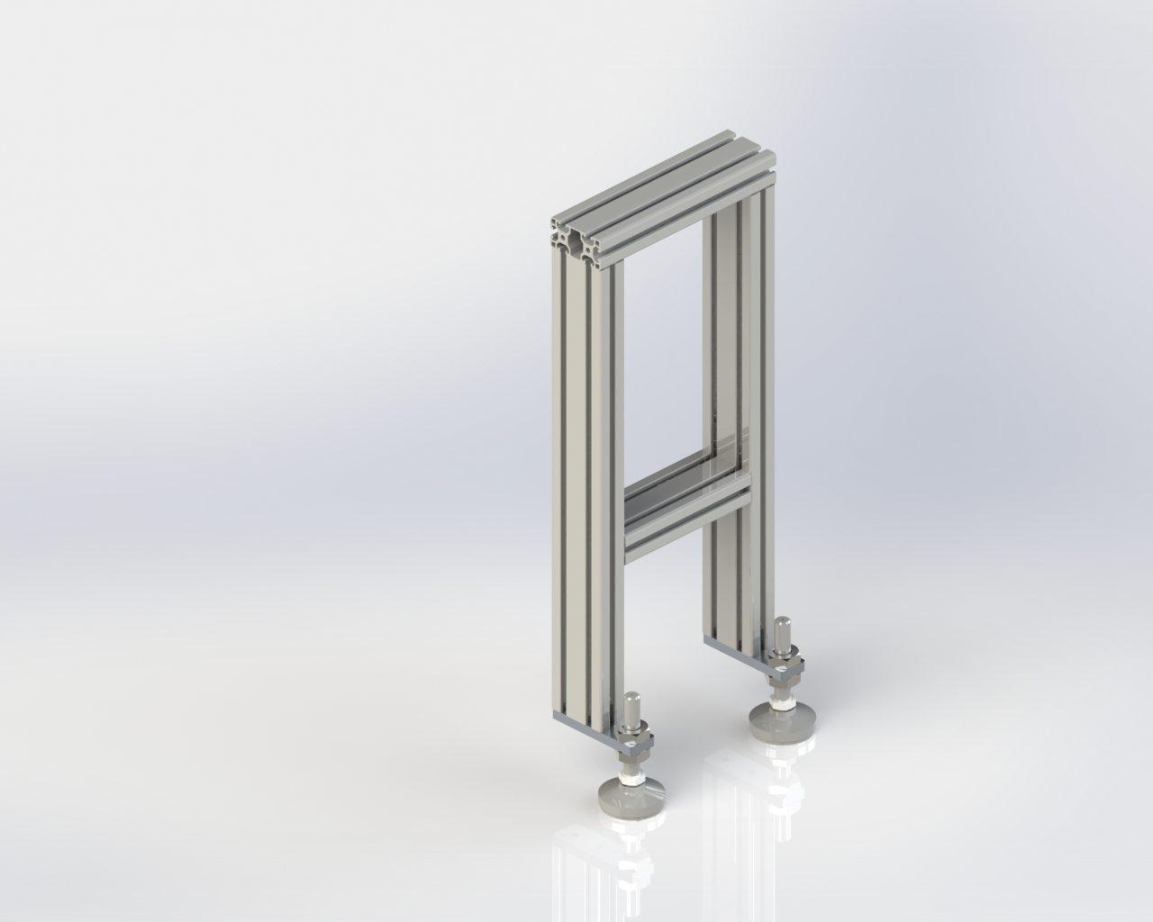 Model 55 Fixed Floor Stand
