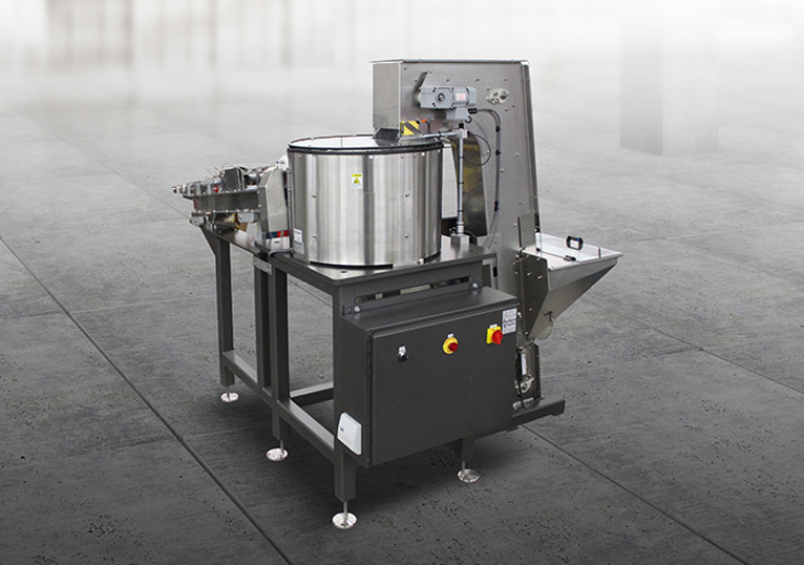 High Speed Centrifugal Feed System