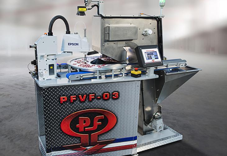 Vari-Flex Parts Feeding Systems